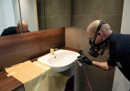 basin repair
