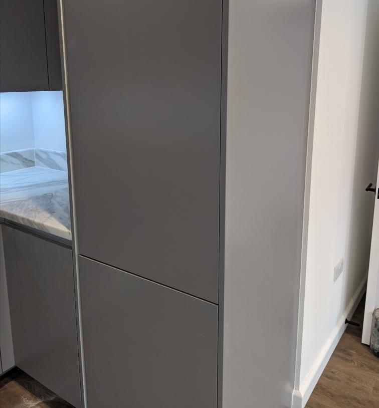 Chipped Kitchen Cabinet Doors, Kitchen Cabinet Repair